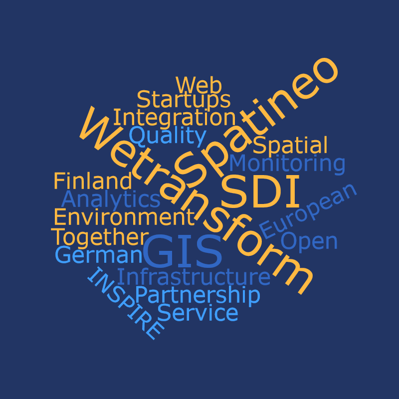 Spatineo_Wetransform_Wordcloud