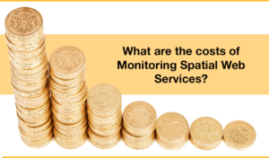 What are the costs of Monitoring Spatial Web Services