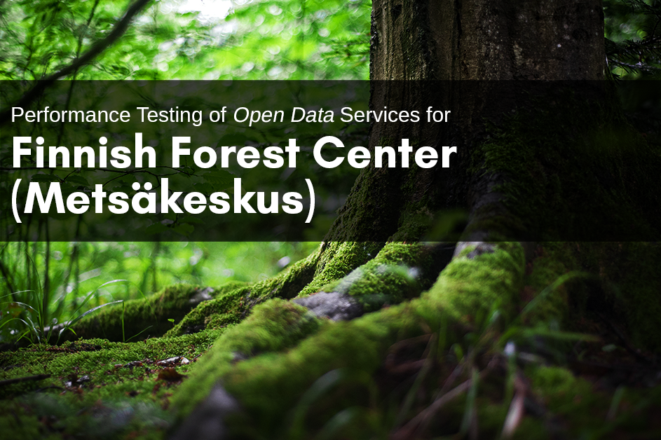 Finnish Forest Center Open Data Services