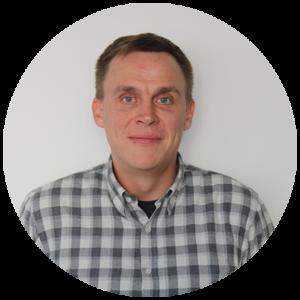 Mikko Solismaa Senior GIS Consultant
