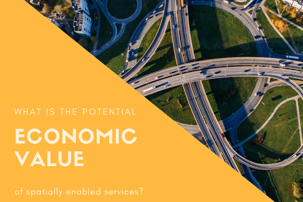 Whitepaper: The economic value of spatially enabled services in Finland