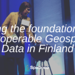 Laying the foundations for Interoperable Geospatial