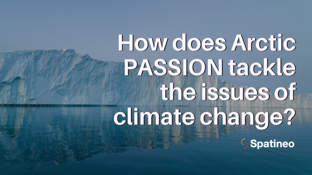How does Arctic PASSION tackle the issues of climate change